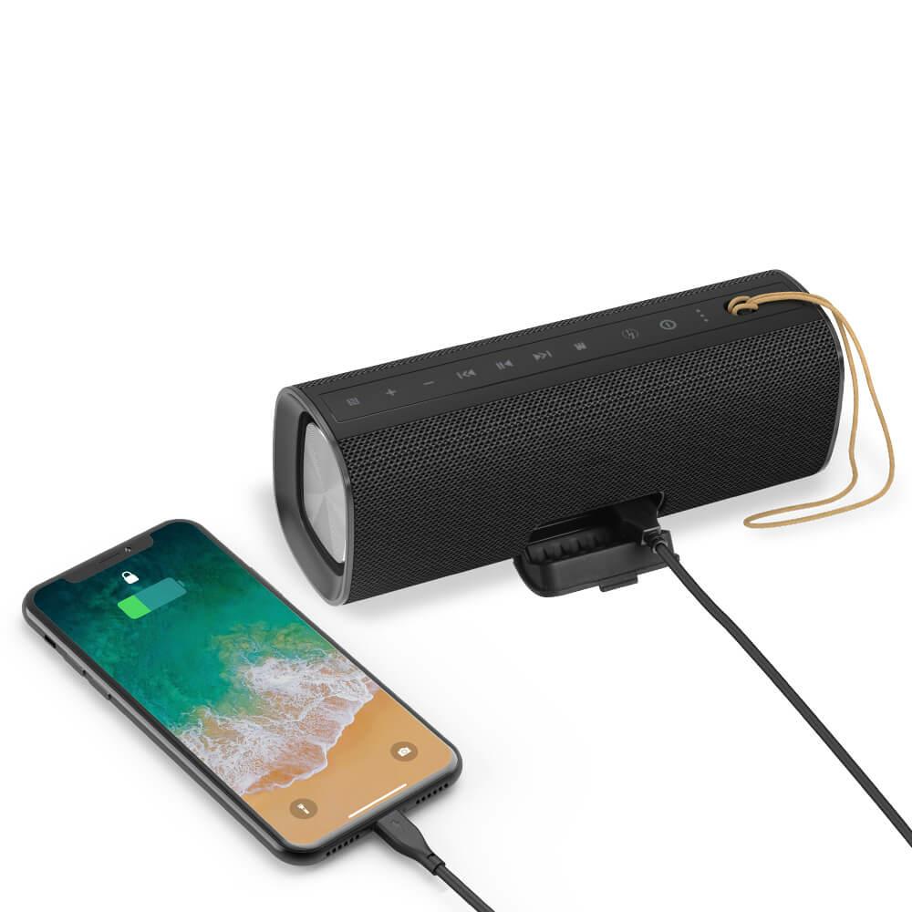 BlitzWolf® BW-WA2: vezeték nélküli vízálló Bluetooth hangszóró 4000mAh akumulátor